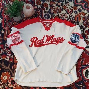 CCM Vintage Knit Women's Hockey Jersey
